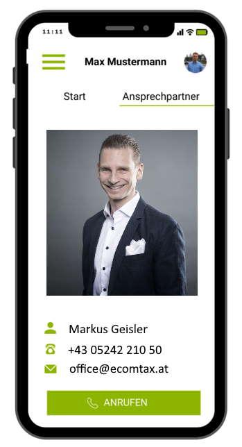 Markus Geisler Ecomtax